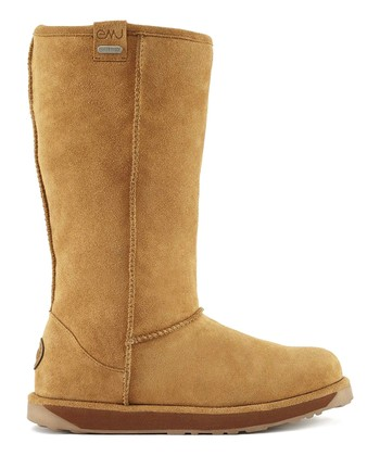 Chestnut Suede Paterson Hi Boot - Women