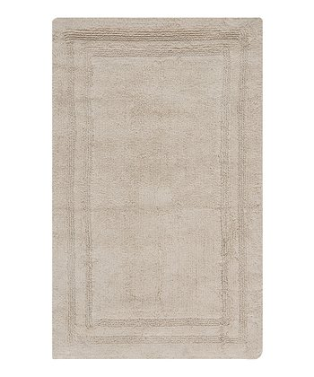 Windrush Double Border Bath Rug