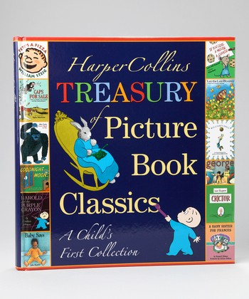 Treasury of Picture Book Classics Hardcover