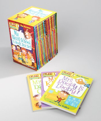 My Weird School Paperback Box Set