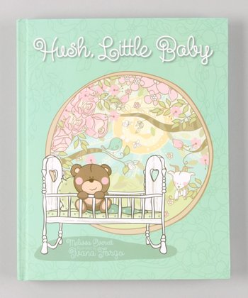 Hush Little Baby Record-a-Story Hardcover