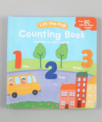 Counting Book Lift-the-Flap Hardcover