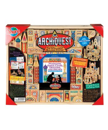 ArchiQuest Deluxe World Fusion Set