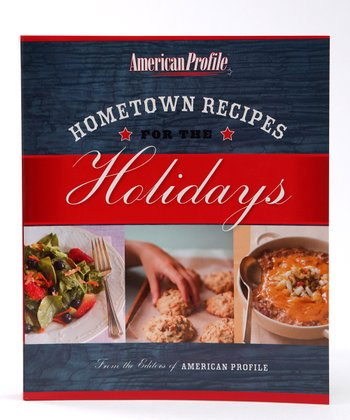 Hometown Recipes for the Holidays Paperback