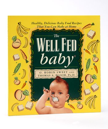 The Well Fed Baby Paperback