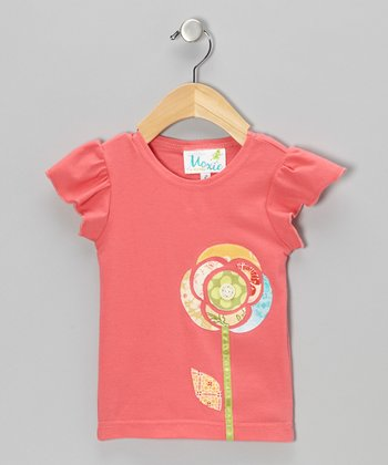Sweet Dahlia Tee - Infant & Toddler