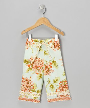 Sweet Katie Capri Pants - Toddler & Girls