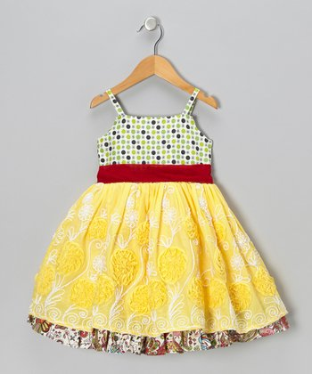 Bright Paloma Dress - Infant