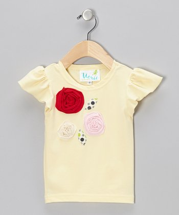Bright Rosie Tee - Infant