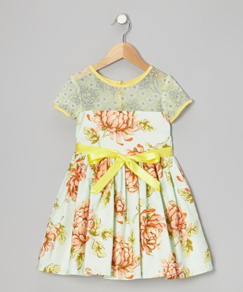Sweet Clementine Dress - Infant, Toddler & Girls