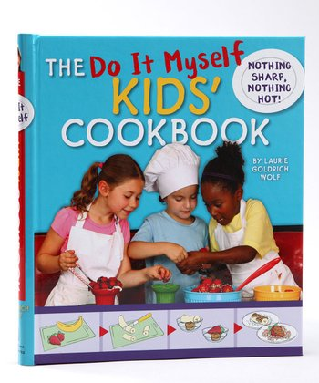 The Do It Myself Kids' Cookbook Hardcover