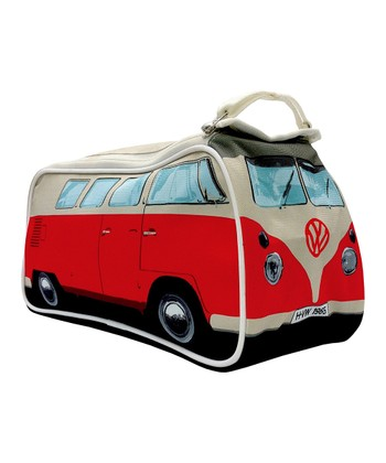 Red VW Toiletries Bag