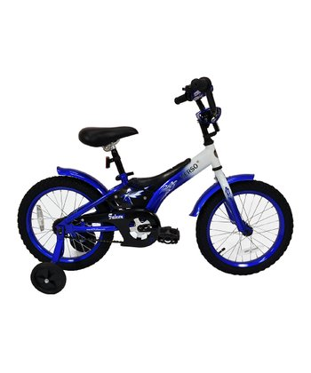 Blue 16'' Falcon Bicycle