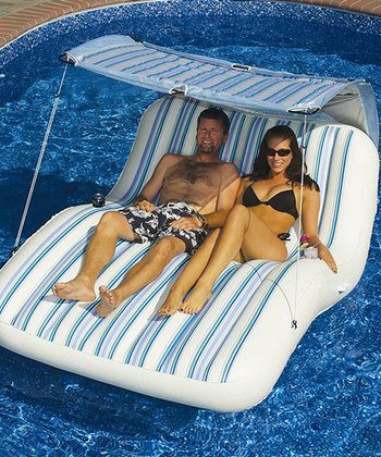 Cabana Luxury Floating Pool Raft