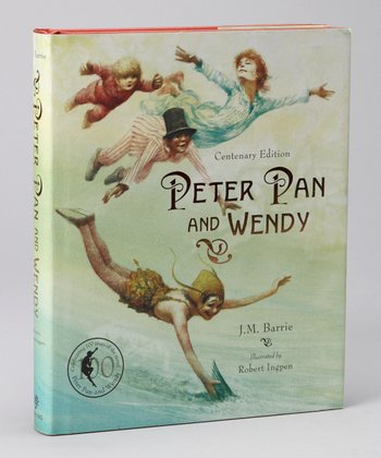 Peter Pan and Wendy Hardcover