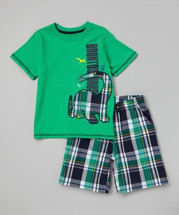 Ready to Go: Boys' Shorts Sets