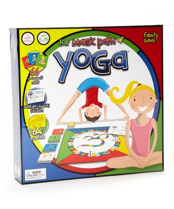 The Magic Path of Yoga Game