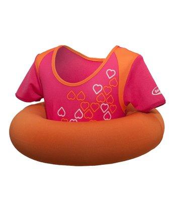 Swimways Orange Swim Sweater