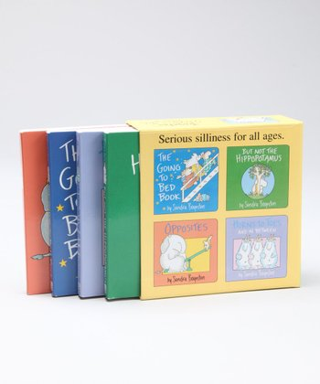 Boynton's Greatest Hits Volume Two Boxed Board Book Set