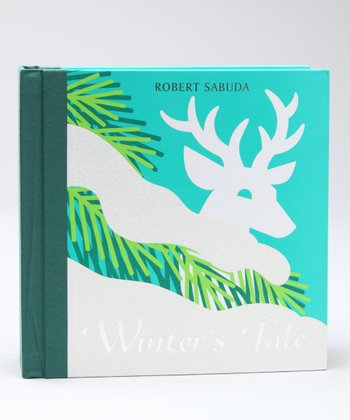 Winter's Tale Pop-Up Hardcover