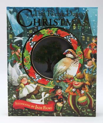 The Twelve Days of Christmas Hardcover