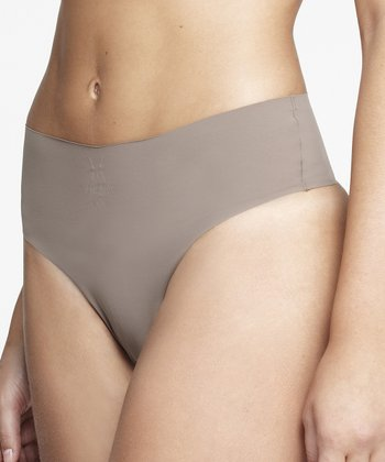 Mink Invisible Thong - Women