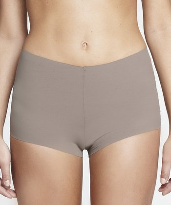 Mink Invisible Boyshorts - Women