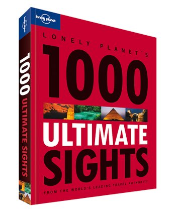 1000 Ultimate Sights Paperback