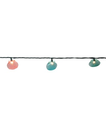 Clam Shell String Lights