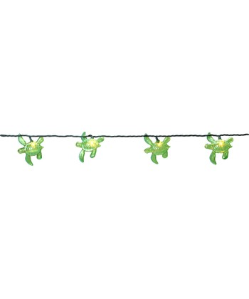 Green Sea Turtle String Lights