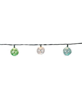 White Float String Lights