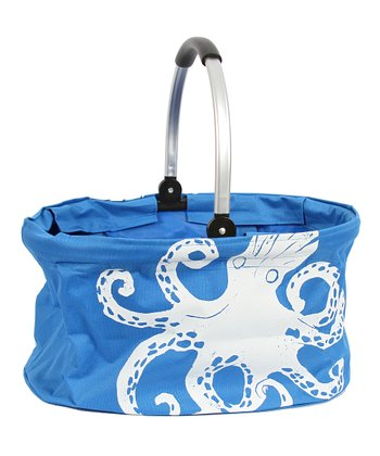 Octopus Folding Market Basket
