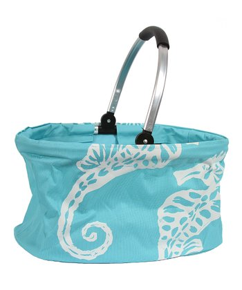 Sea Horse Folding Market Basket