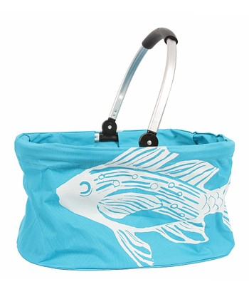 Fish Folding Market Basket