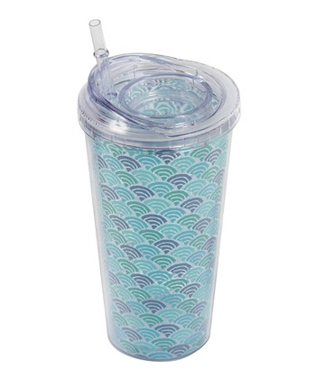 Seashell 20-Oz. Insulated Tumbler
