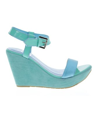 Mint Capri 8 Wedge
