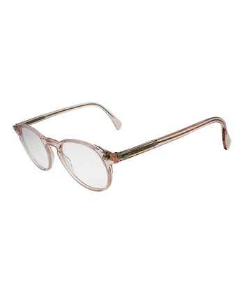 Light Pink Eyeglasses
