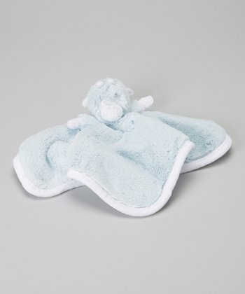 Blue Travel Pal Security Blanket