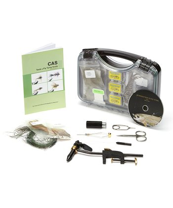 Ultimate Destination Fly Tying Kit