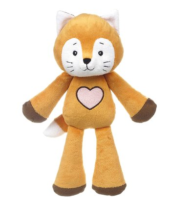 GANZ Tan Heartland Fox Plush Toy