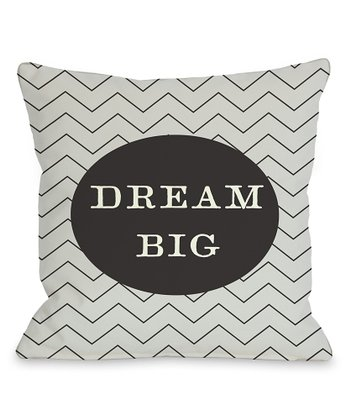 'Dream Big' Pillow - Set of Two