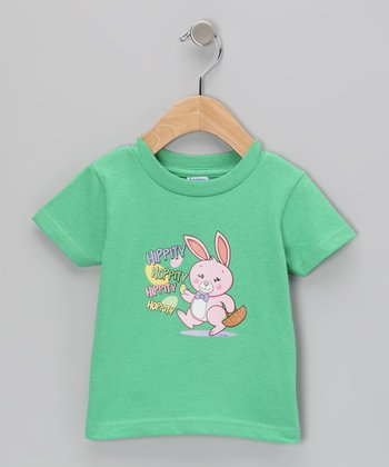 Airwaves Grass Hippity Hop Bunny Tee - Infant, Toddler & Kids