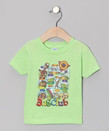 Key Lime 'Bug Club' Tee - Infant, Toddler & Boys