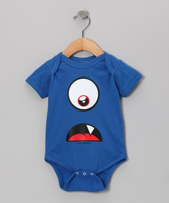 Royal Blue Bob Bodysuit - Infant