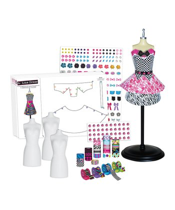 Project Runway Designer Challenge Set