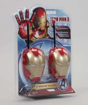 Iron Man 3 Walkie-Talkie Set