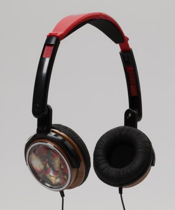 Iron Man 3 DJ Headphones