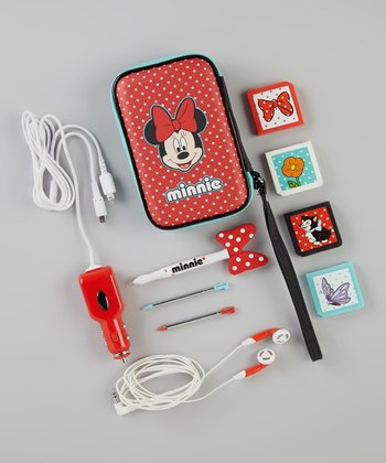 Minnie Mouse 10-in-1 Nintendo DS Starter Kit