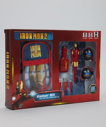 Iron Man 2 Super Gamer's Set for DS Lite/DSi/DSiXL
