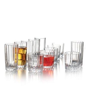 Boca 12-Piece Glassware Set